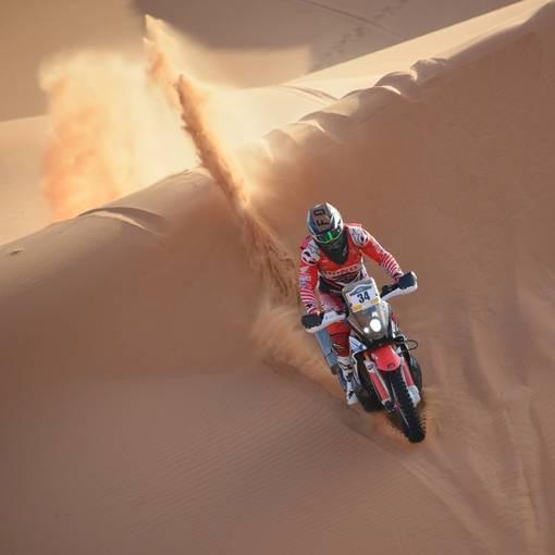 Merzouga Rally on Fotop
