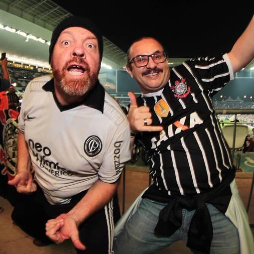 Corinthians X Vitória  - Copa do Brasil on Fotop