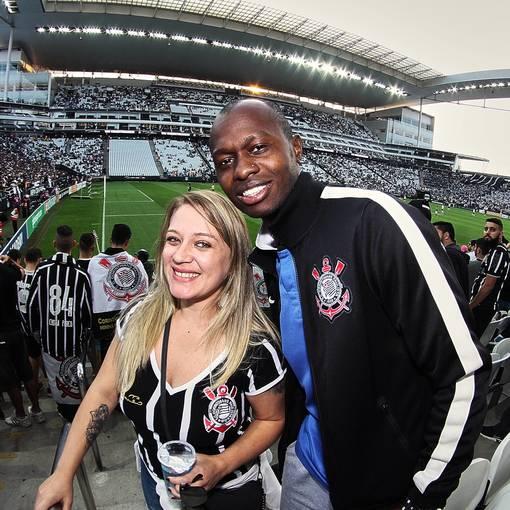 Corinthians X Palmeiras  - Brasileirão on Fotop