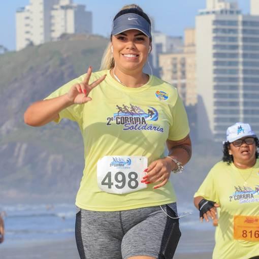 Segunda Corrida Solidária Projeto Ondas - Circuito Guarujá Terceira Etapa no Fotop