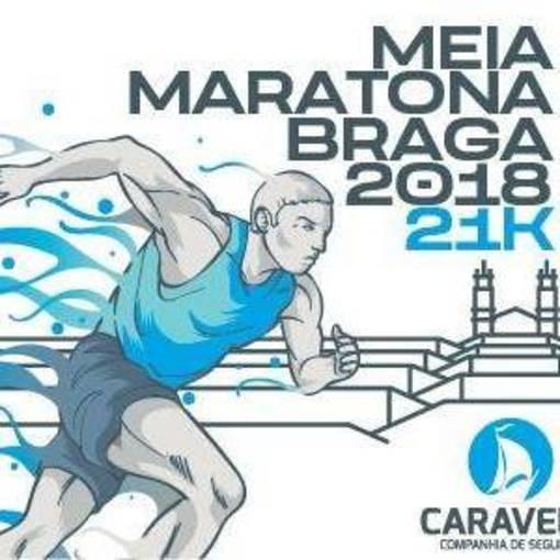 Meia Maratona Braga 2018 no Fotop