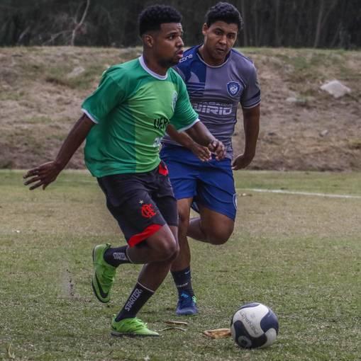Amistosos de Volei e Futebol de Campo  pré JUCS 2018En Fotos