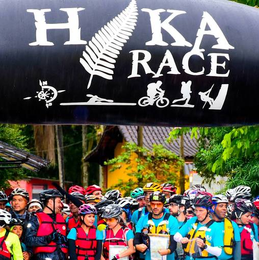 HAKA RACE - ILHA COMPRIDA 2018 on Fotop