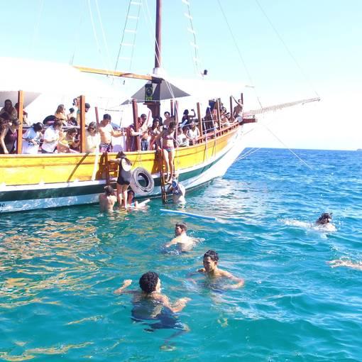 Barco mestre AugustoEn Fotos