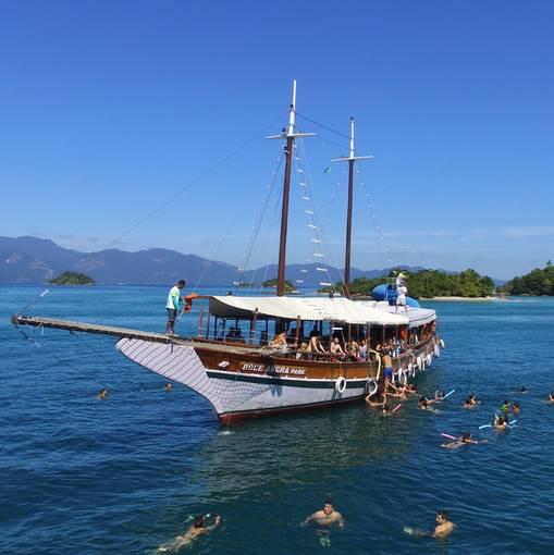 Barco Doce Angra ParqueEn Fotos