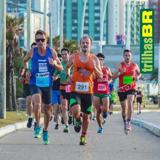 Meia Maratona São José a Florianópolis 2018 no Fotop