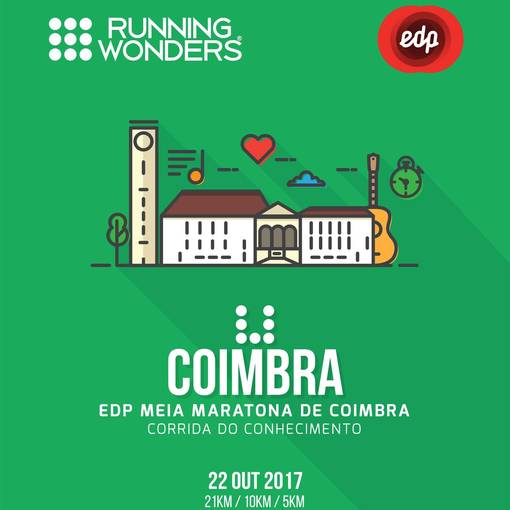 Meia Maratona Coimbra 2017 no Fotop