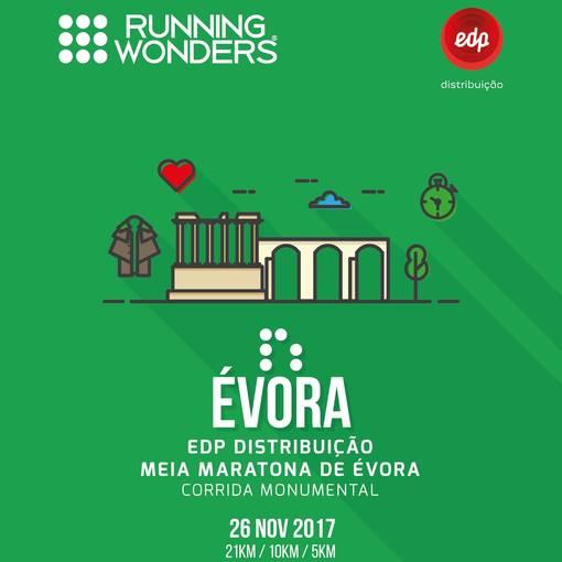 Meia Maratona Évora 2017 no Fotop