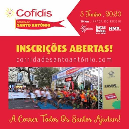 Corrida Santo António 2017 no Fotop