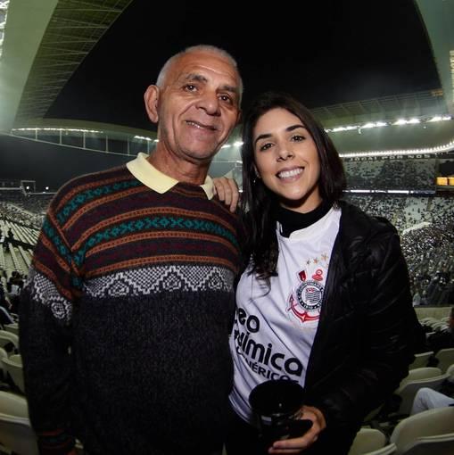 Corinthians x Santos - Brasleirão no Fotop