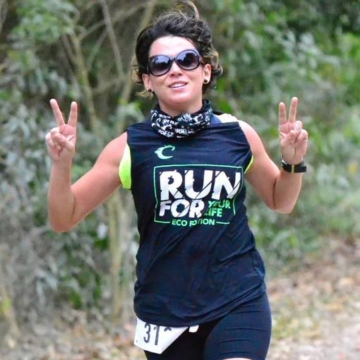 Corrida Run For Your Life 2018En Fotos
