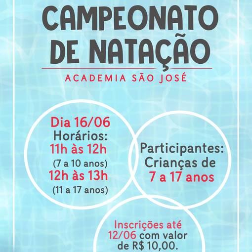 Campeonato de Natação on Fotop
