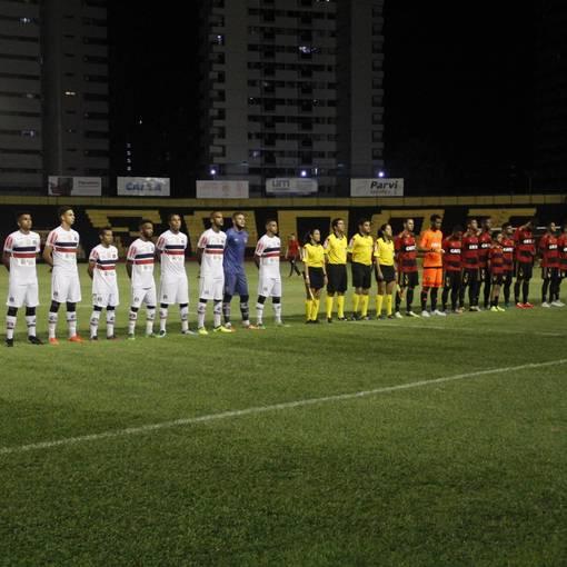 CAMPEONATO BRASILEIRO DE ASPIRANTES - Sport 0x0 Santa Cruz on Fotop