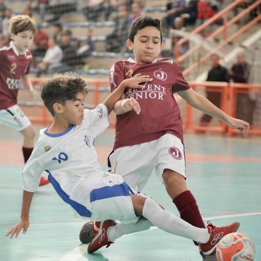 Guarulhense x Juventus Sub-9 on Fotop