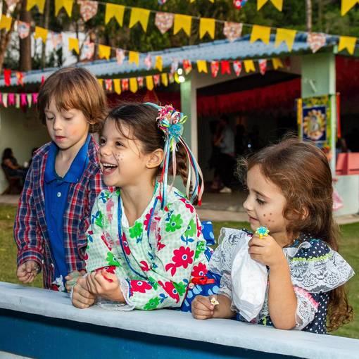 Festa Junina 2018 - Teia Multicultural no Fotop
