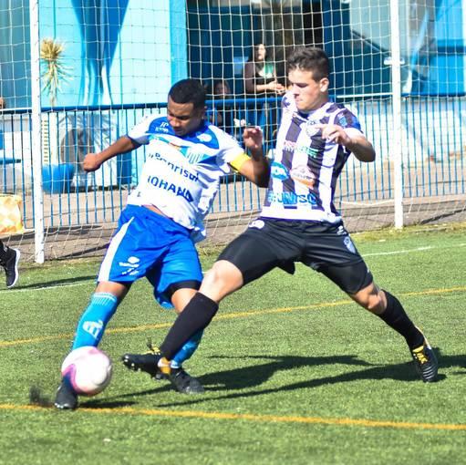 Esporte Clube Novo Hamburgo X Santa Cruz Gauchão JuvenilEn Fotop