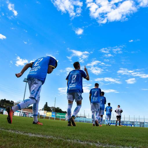 Esporte Clube Novo Hamburgo x Grêmio  Estadual  JuniorEn Fotop