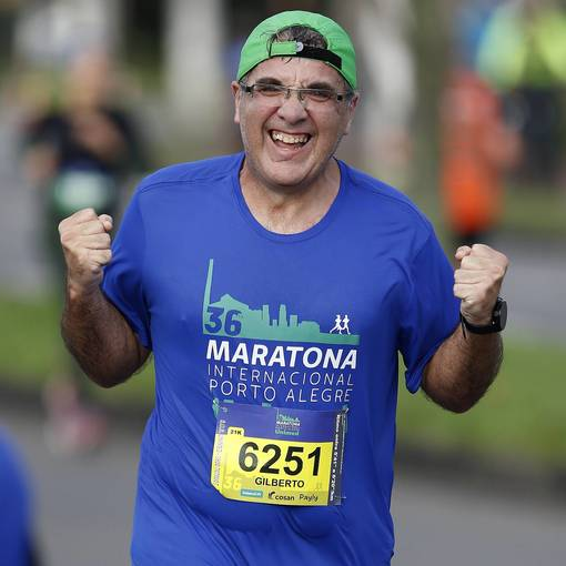 36ª Maratona de Porto AlegreEn Fotos