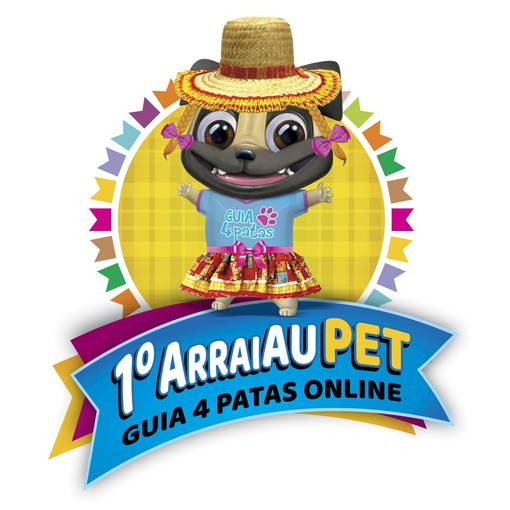 1º ArraiAU Pet Guia 4Patas Online on Fotop