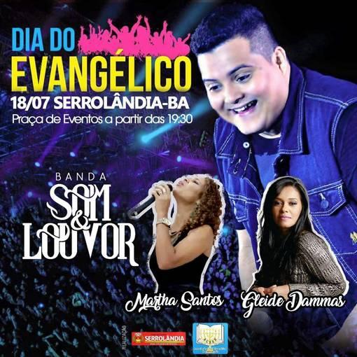 Dia dos Evangélicos em Serrolândia on Fotop